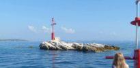 izlet polupodmornicom - Svjetionik