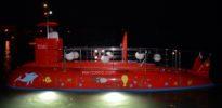 izlet polupodmornicom - Prikaz vanjskog izgleda polupodmornice