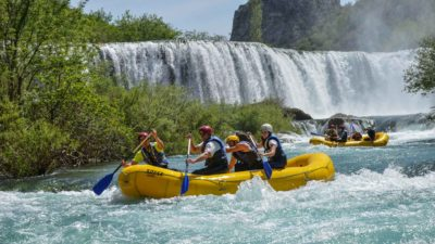 Zrmanja river Rafting