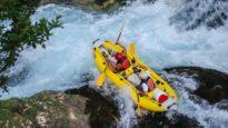 rijeka zrmanja - brzac