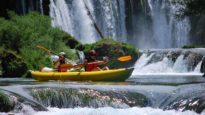 rijeka zrmanja - paddle