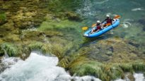 rijeka zrmanja - brzaci